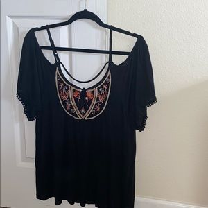 Maurice Off the shoulder top